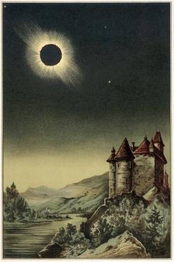Total Solar Eclipse of 1842 by Detlev Van Ravenswaay