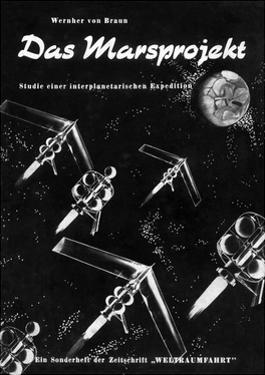 Von Braun's Mars Project, 1952 by Detlev Van Ravenswaay