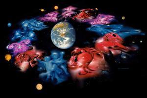 Zodiac Signs by Detlev Van Ravenswaay