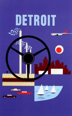 Detroit-Fly Northwest