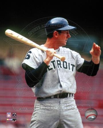 Detroit Tigers - Al Kaline Photo