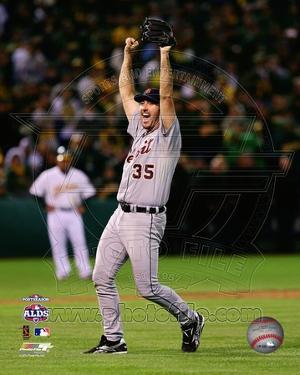 Detroit Tigers - Justin Verlander Photo