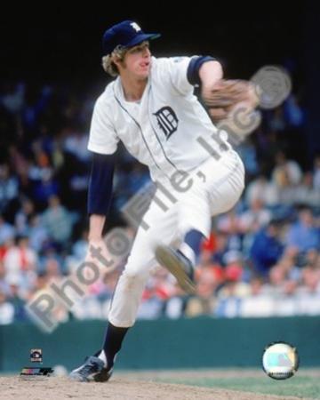 Detroit Tigers - Mark Fidrych Photo