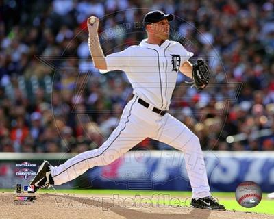 Detroit Tigers - Max Scherzer Photo