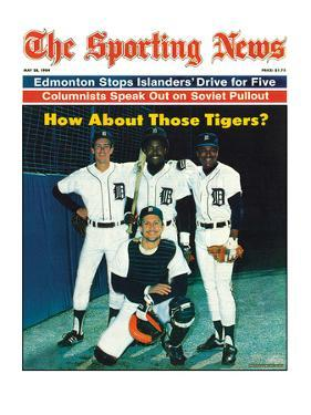 Detroit Tigers - May 28, 1984