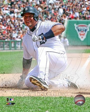 Detroit Tigers - Miguel Cabrera Photo