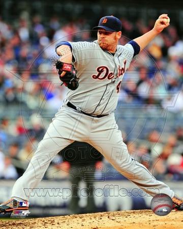 Detroit Tigers - Phil Coke Photo