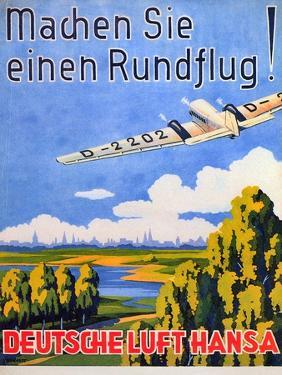 Deutsche Luft Hansa, 1930S