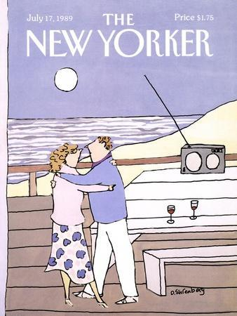 The New Yorker Cover - July 17, 1989