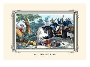 Battle of Emuckfaw by Devereux