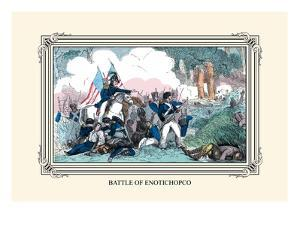 Battle of Enotichopco by Devereux