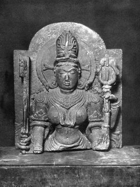 Devi Sculpture, Western India, C900 Ad