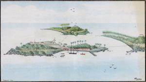 Devil's Island Guyana