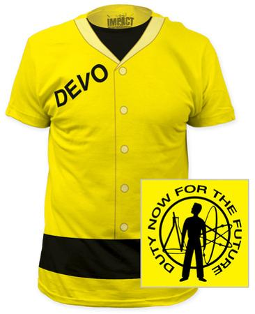 Devo - Duty Now (slim fit)