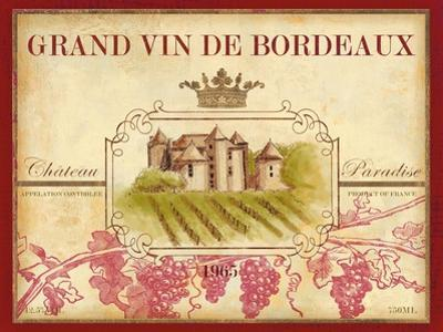 Grand Vin De Bordeaux by Devon Ross