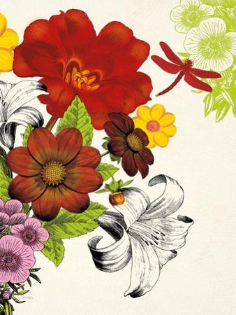 Vibrant Bouquet by Devon Ross