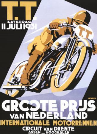 T.T., Groote Priis by Devries