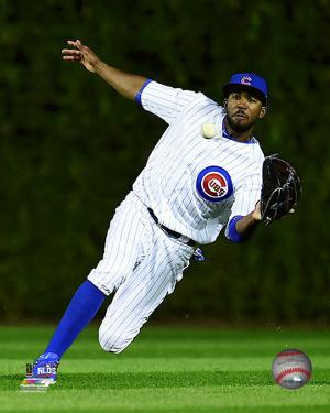 Dexter Fowler Game 2 of the 2016 National League Division Series
