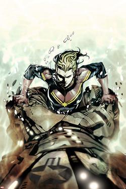 Captain Marvel #8 Cover: Captain Marvel by Dexter Soy