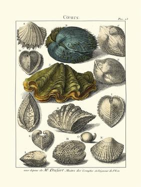 Seaside Treasures IV by Dezallier