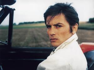 DIABOLIQUEMENT VOTRE, 1967 directed by JULIEN DUVIVIER Alain Delon (photo)