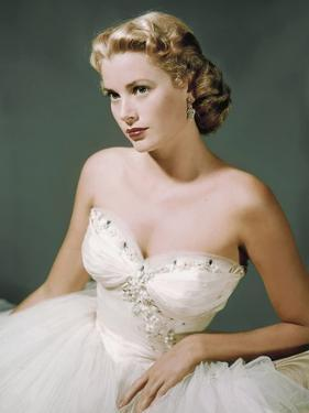 DIAL M FOR MURDER, 1954 directed by ALFRED HITCHCOCK Grace Kelly (photo)