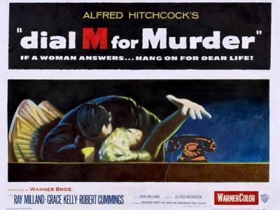 Dial M for Murder, 1954