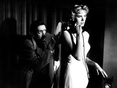 Dial M For Murder, Anthony Dawson, Grace Kelly, 1954