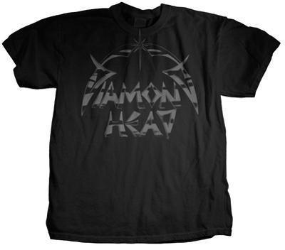 Diamond Head - Logo