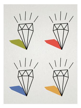 Diamond Pop Art