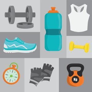 Gym Digital Design by Diana Johanna Velasquez