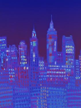 New York, New York by Diana Ong