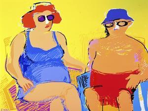 Vacationers by Diana Ong