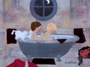Marins d'Eau Douce by Diane Ethier