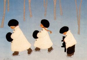 Promenade des Songes by Diane Ethier