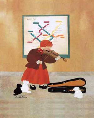 Vie d'Artiste by Diane Ethier