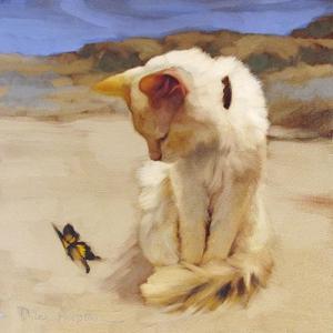 Eye on Butterfly V by Diane Hoeptner