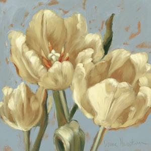 Lemon Tulips I by Diane Hoeptner