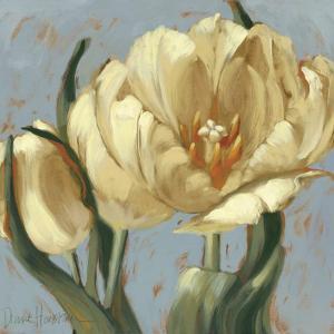 Lemon Tulips II by Diane Hoeptner