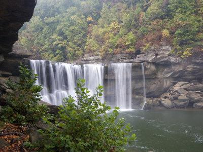 Cumberland Falls, Cumberland Falls State Resort Park, Kentucky, USA
