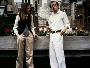 Diane Keaton and Woody Allen Annie Hall 1977 Directed by Woody Allen