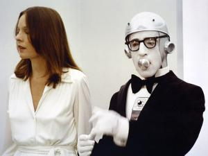 Diane Keaton and Woody Allen SLEEPERS, 1973 directed by Woody Allen (photo)