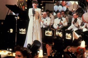 Diane Keaton RADIO DAYS, 1987 directed by Woody Allen (photo)