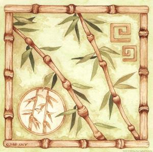 Bamboo Breeze III by Diane Knott