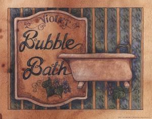Bubble Bath by Diane Knott