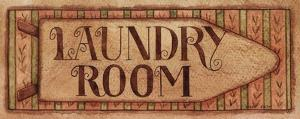 Laundry Room by Diane Knott