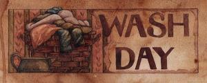 Wash Day by Diane Knott
