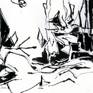 Black 6 by Diane Lambin