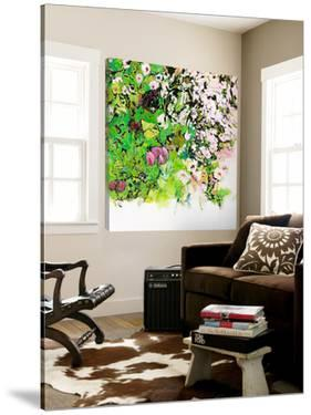 Green Garden 2 by Diane Lambin