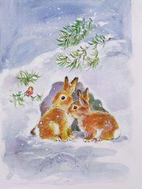 A Christmas Message by Diane Matthes